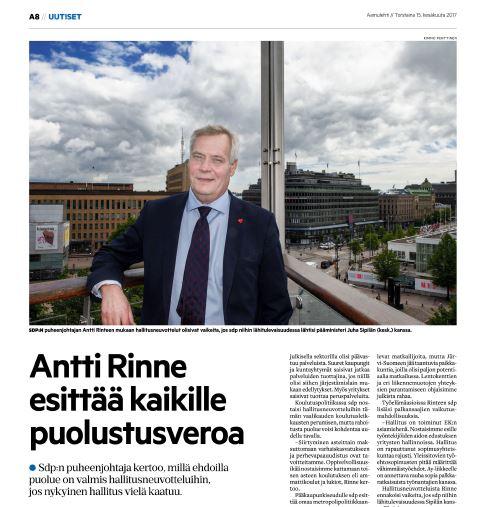 AnttiRinnepuolustusvero20170616