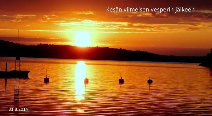 Auringonlasku20140831