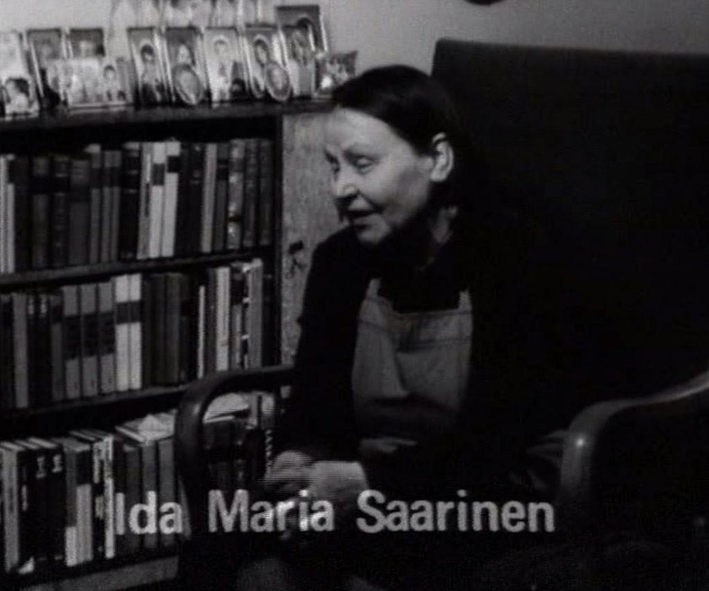 IdaMariaSaarinenYle1973
