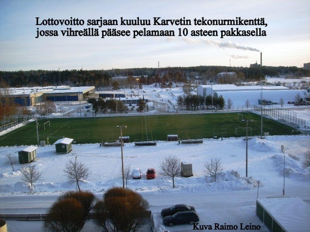 Karvetinkentta20130125