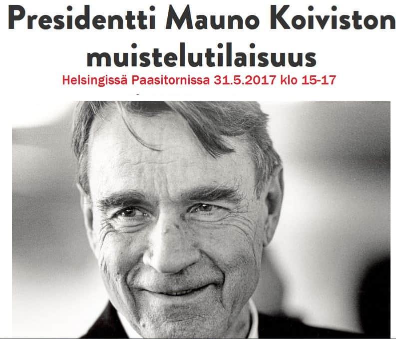 Koivistonmuistelutilaisuus20170529