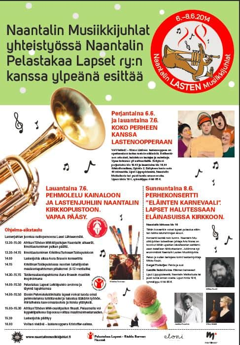 Lastenmusiikkijuhlat2014