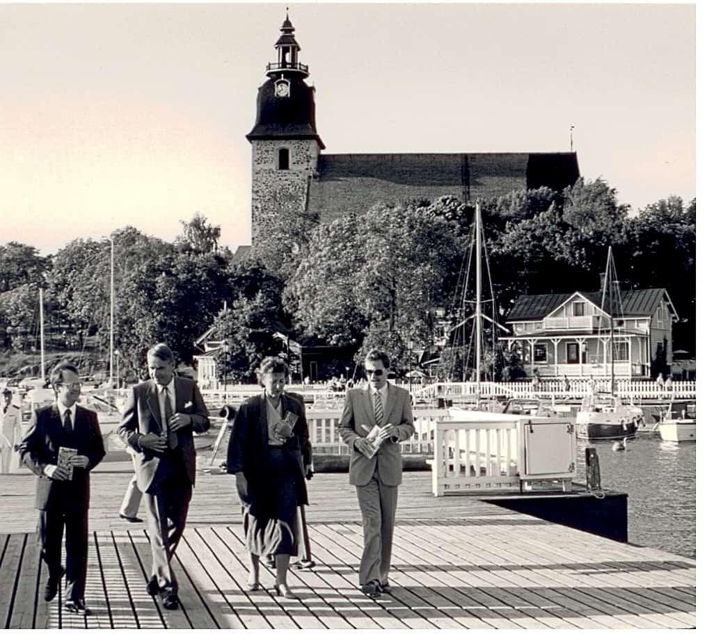 MaunojaTellervoKoivistoArtoNorajaMR1986