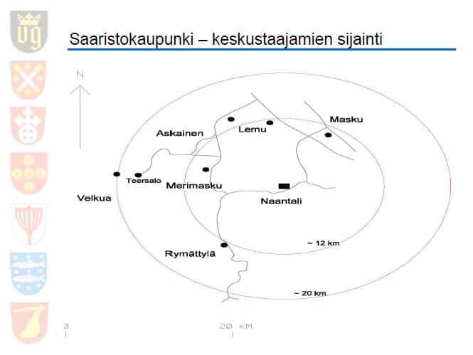 Saaristokaupunkiselvitys2006taajamat