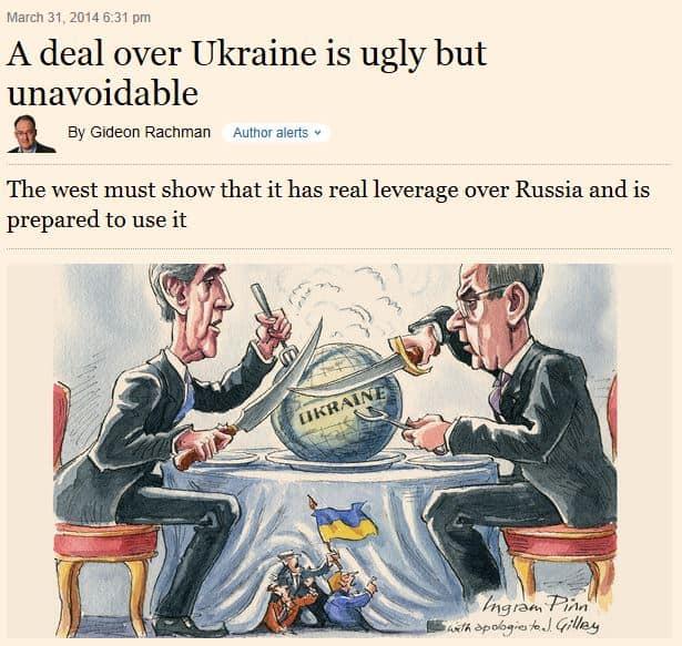 UkrainenjakoRachman20140331