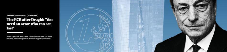 Draghi seuraajaksi nopea toimija 20190313