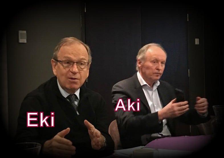 Erkki Liikanen AMarina 20190319