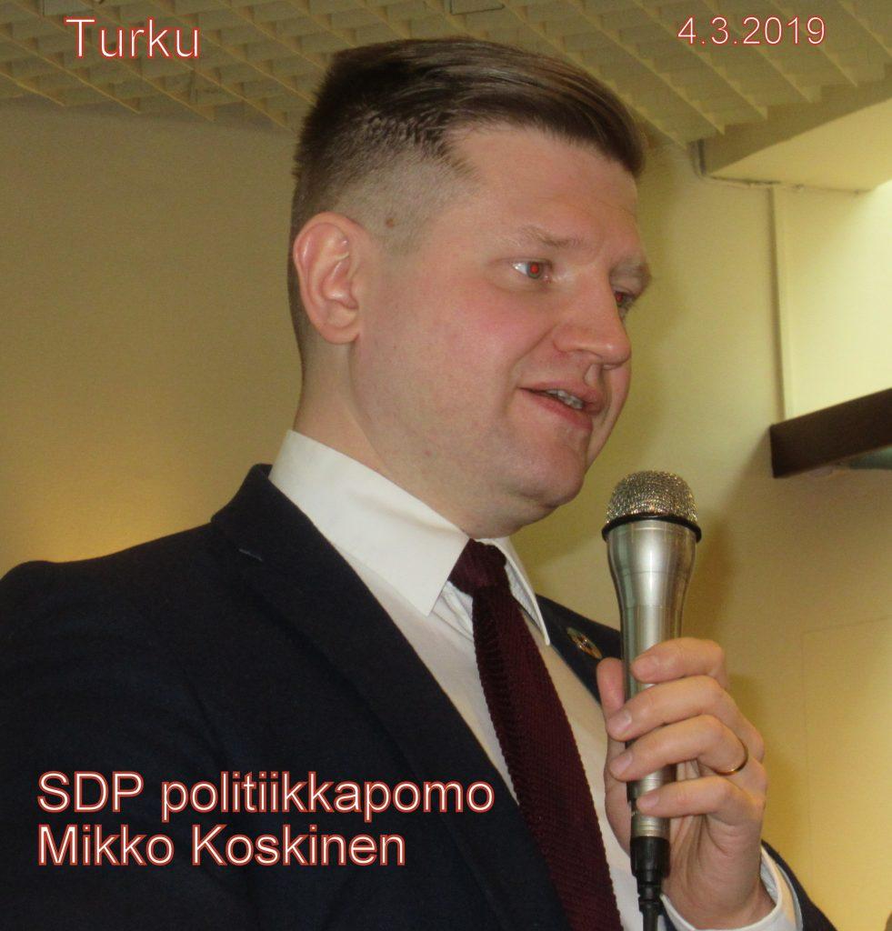 Mikko Koskinen 20190304