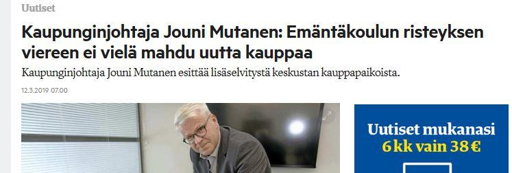 Rannikkoseutu Mutanen 20190312