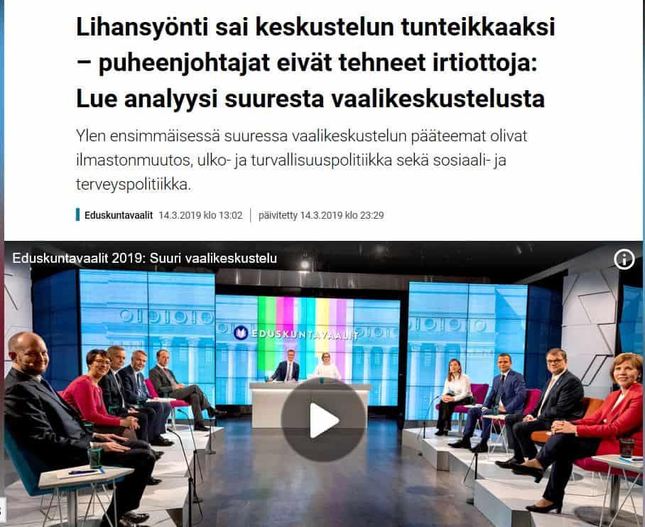 Yle tentti 20190314