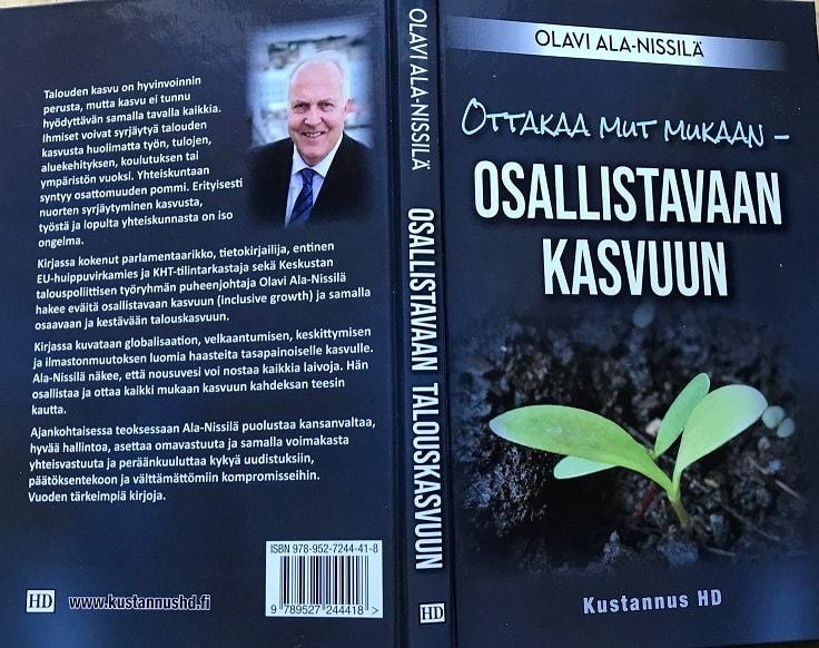 Alla-nissilän kirja 20190404