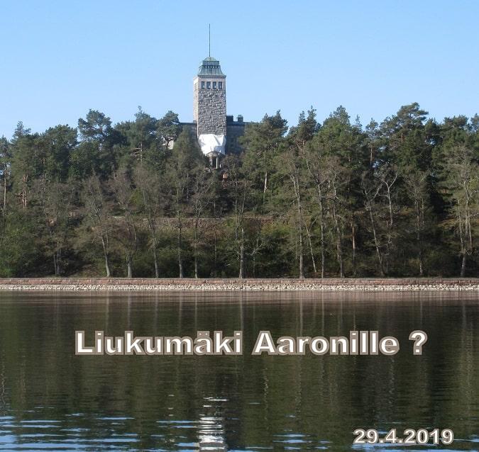 Liukumäki Kultarantaan 20190429JPG