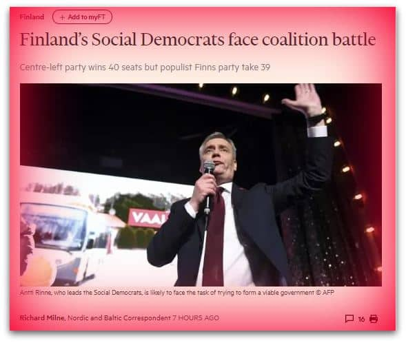 Suomen vaalit FT 20190415