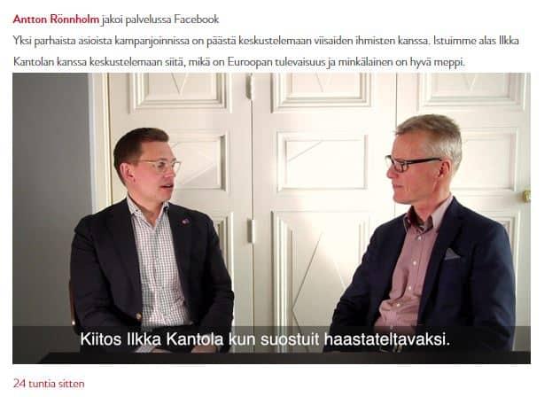 Ilkka kantola ja Antton 20190503JPG