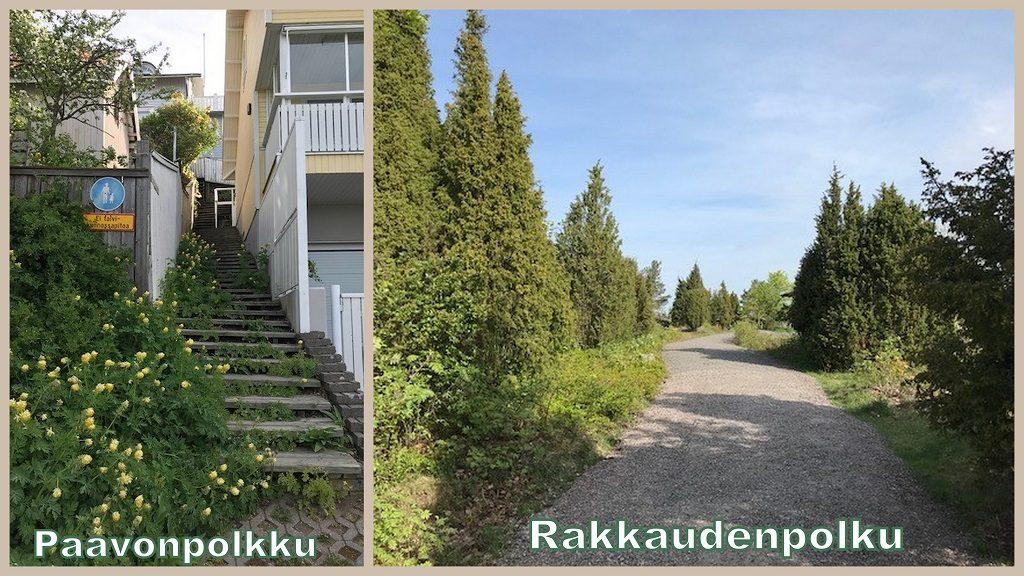 Paavon ja Rakkaudenpolku 20190519