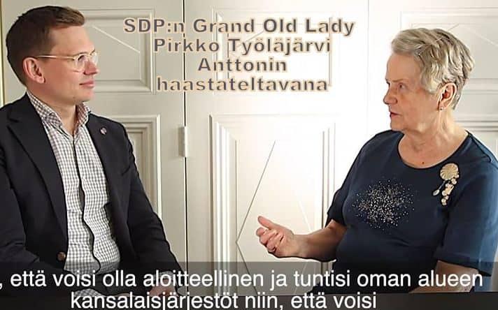 Pirkko Työläjärvi 20190513