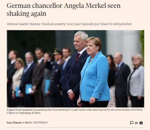 Antti Rinne ja Angela Merkel FT 20190611JPG