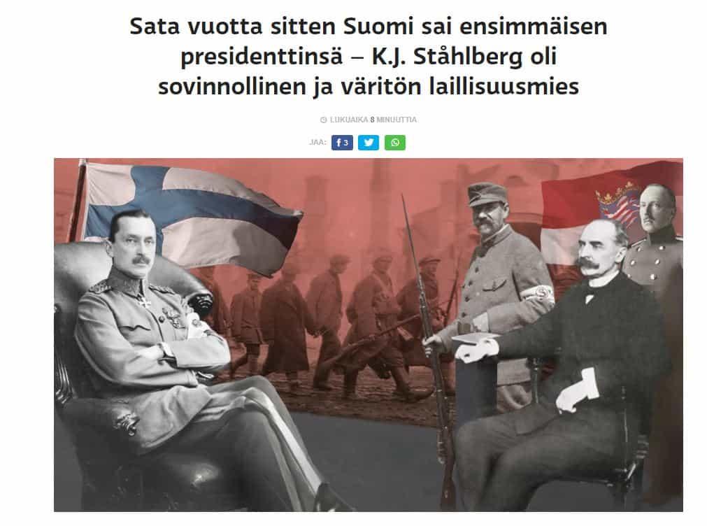 Ståhlber sata vuotta sitten 20190725