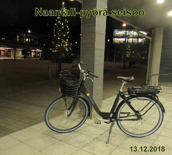 Naantali pyörä seisoo 20181213