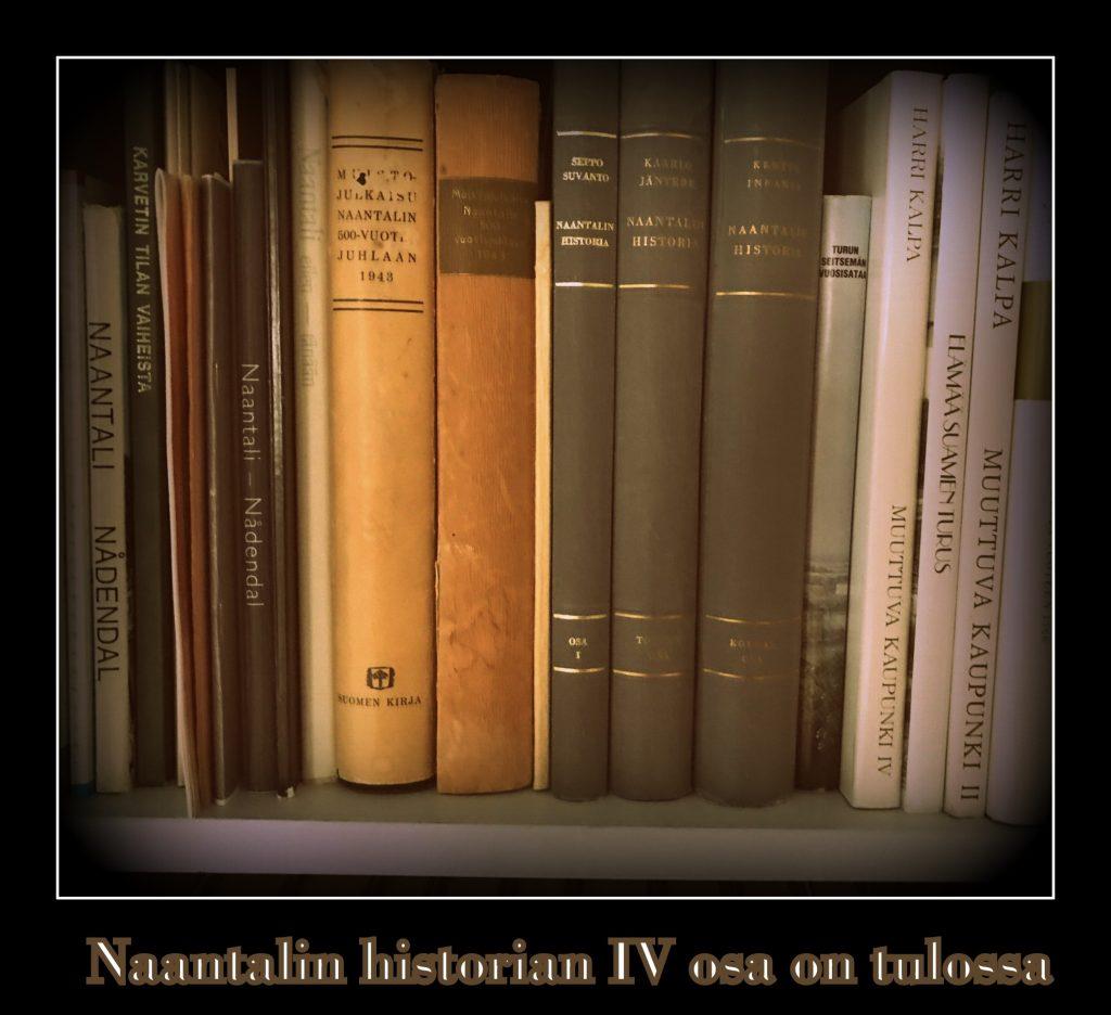 Naantalin historia IV osa 20190816