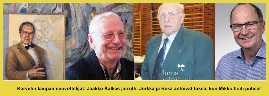 Karvetin neuvottelijat 20191022