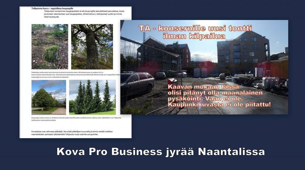 Kova Pro Busuness Naantalissa 20190930