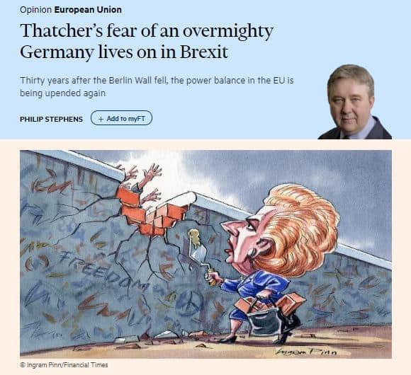 Thatcherin saksan pelko Stephens 2091023