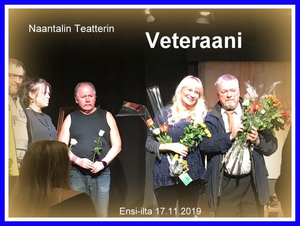 Naantalin teatterin Veteraani 20191117