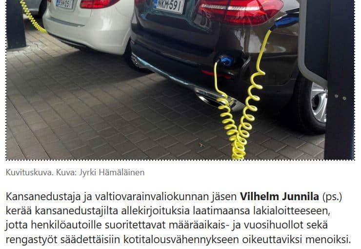 Vilhelm autoilijan asialla Turkulaine 20191113JPG
