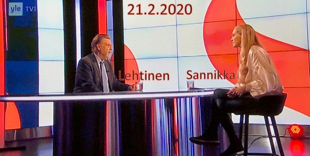 Sannikka Lehtinen 20200221
