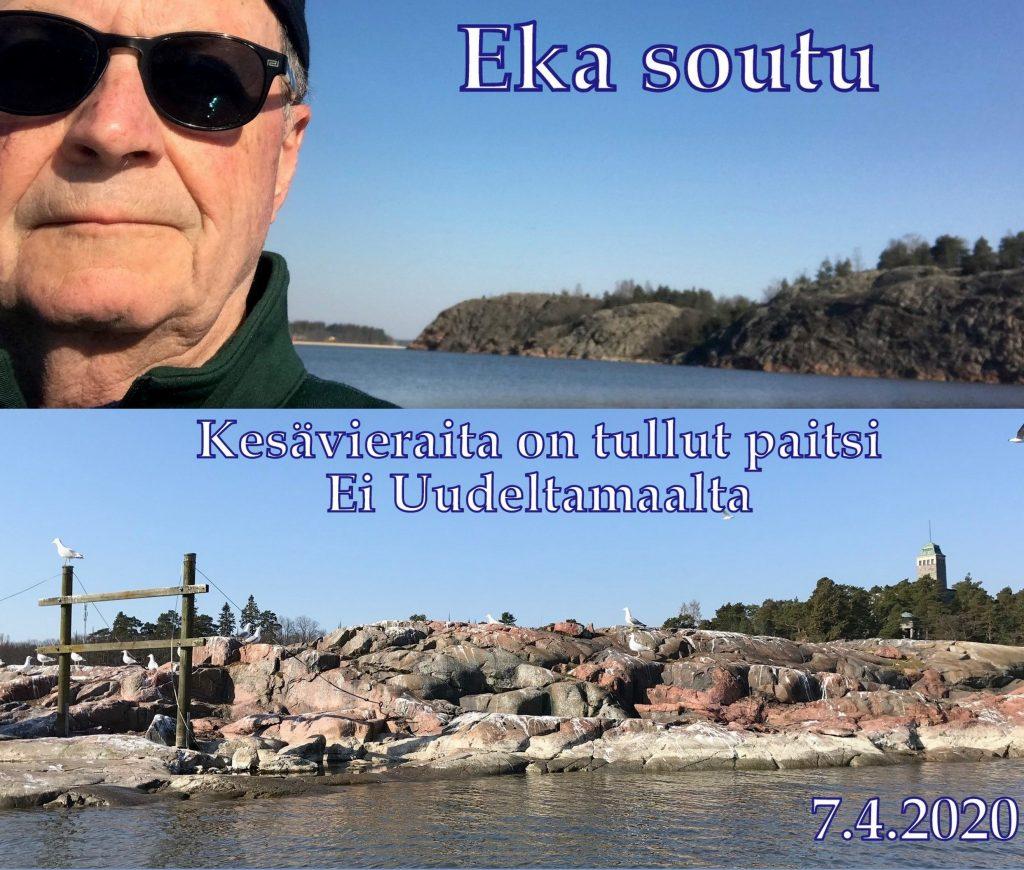 Eka soutu A 20200407