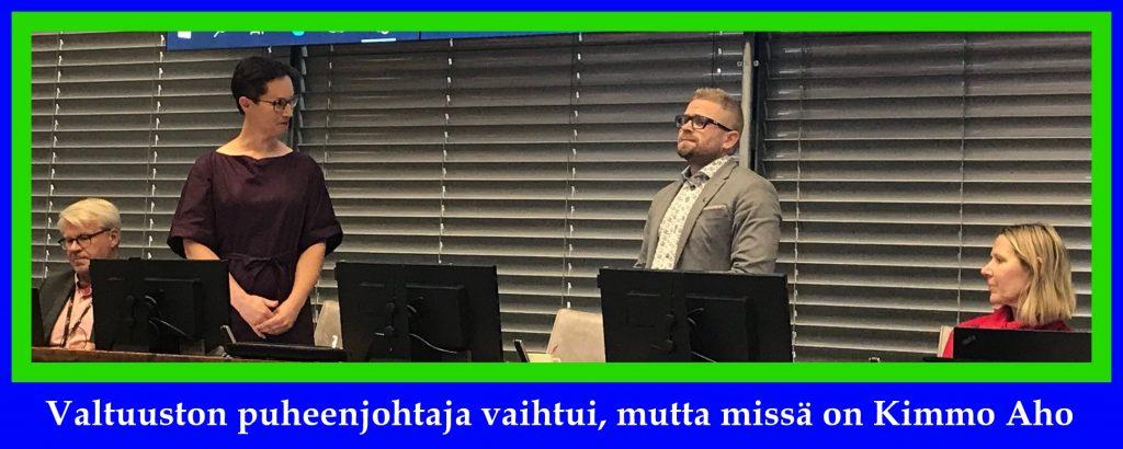 Forsblom Urpolahti valtuusto 20200609