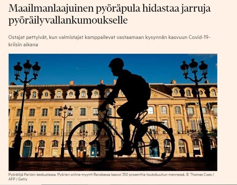 Pyöräilubuumi Ft 20200710