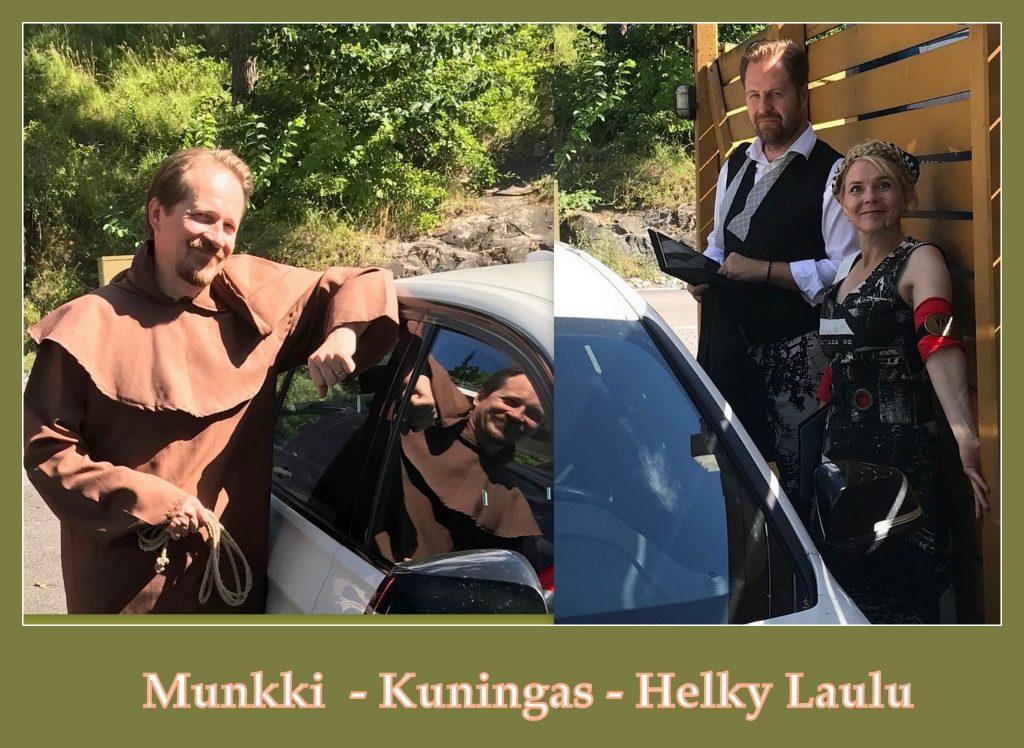 Munkki -Kununigas ja Hely Laulu 20200807jpg