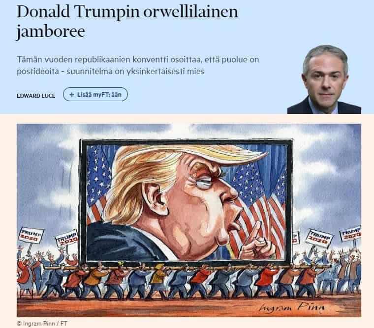 Trumpin Jamboree Luce FT 20200826