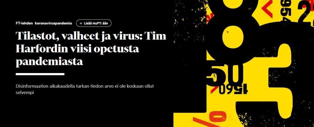 Tilasto valhee virus 20200911