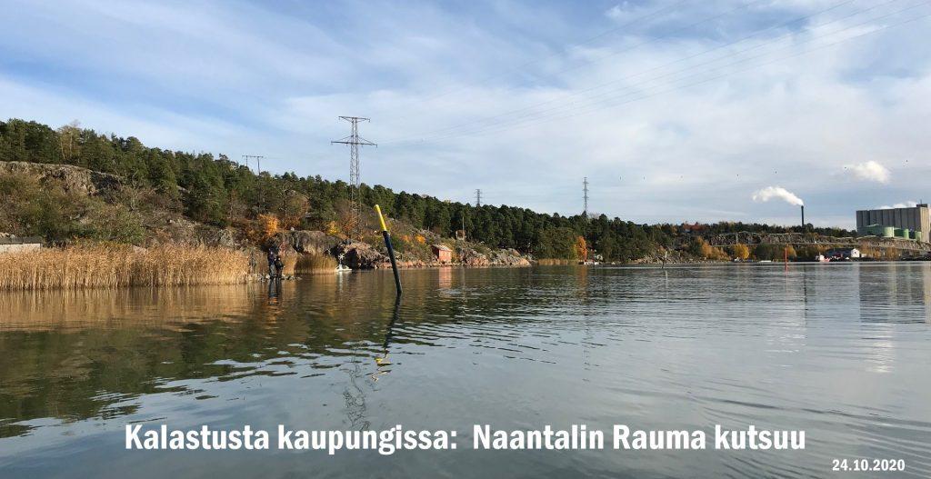 Kalastajat Raumakari 20201024