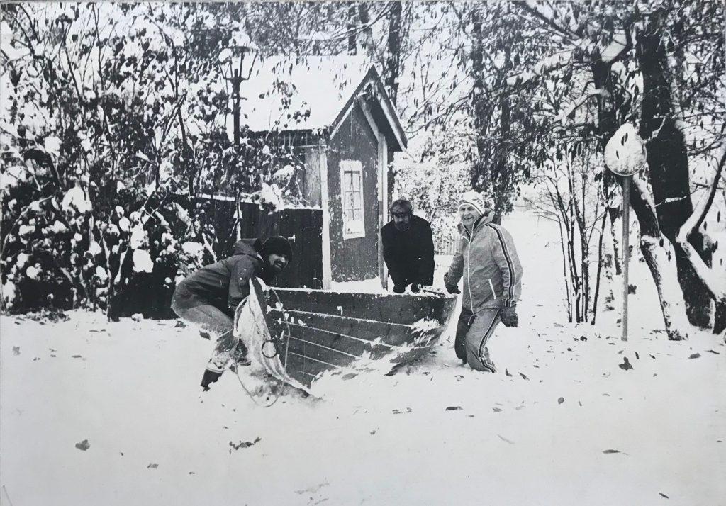 Lokakuun lumi B 1980