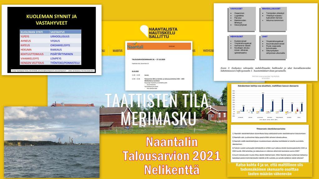 Naantalin Talousarvion nelikenttä 20201026jpg