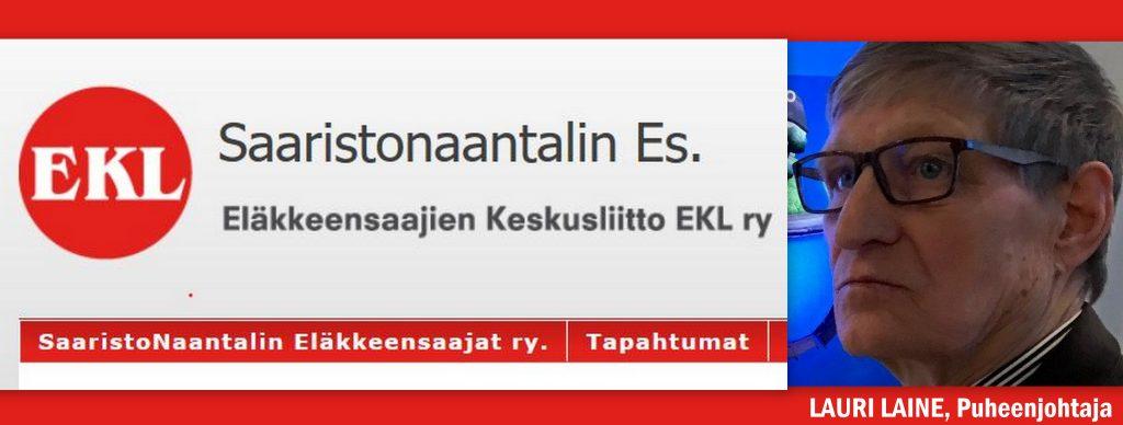 Saaristo naantalin eläkkeensaajat Lauri Laine pj jpg