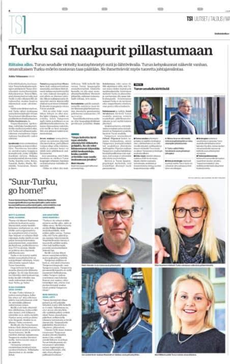 Turku sai naapurit pillastumaan 20201114JPG