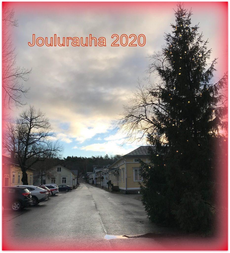 Joulurauha 20201224