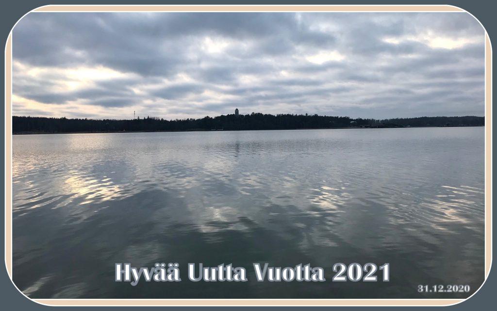 Kultaranta Hyvää Uutta Vuotta 20201231