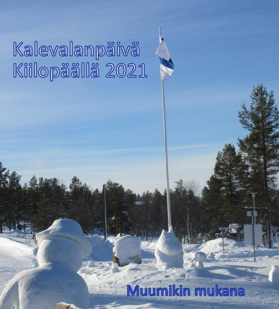 Kalevalan päiä Kiilopäällä 20210228JPG
