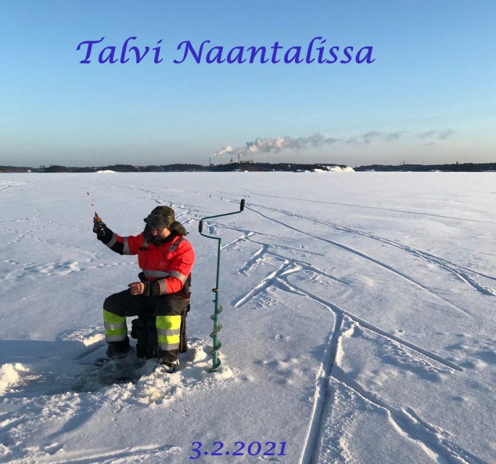 Talvi Naantalissa 20210203