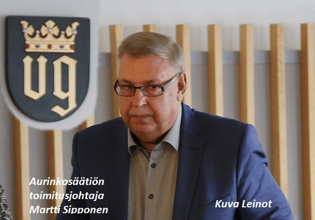 Kallu Sipponen Aurinksäätiön harjakiset 2017