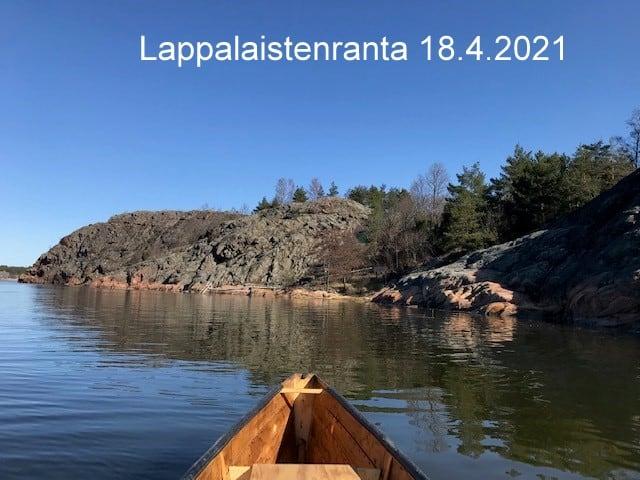 Lapplaistenranta 20210418
