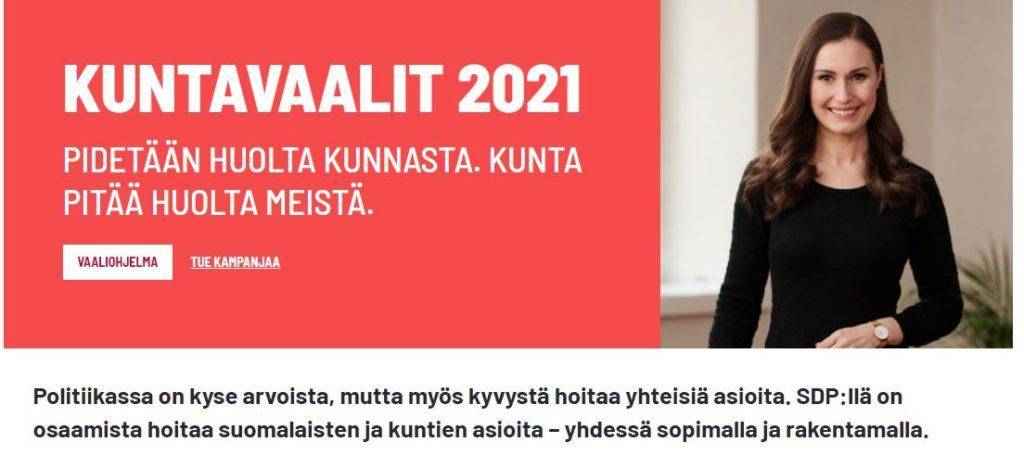 Vaalistartti 20210508