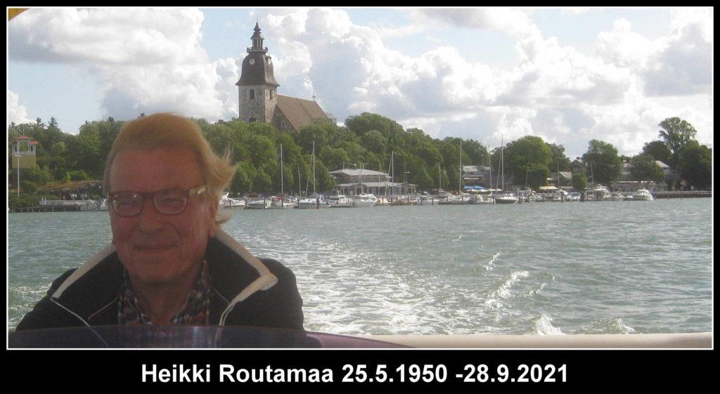Heikki Routamaa 20210928